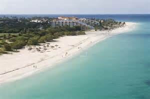 Eagle Beach Aruba Aerial