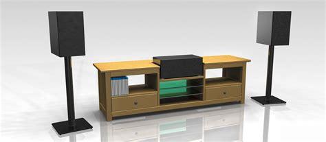 Tv Hifi Lowboard by Hifi Lowboard Design Excellent Hifi Lowboard Design With