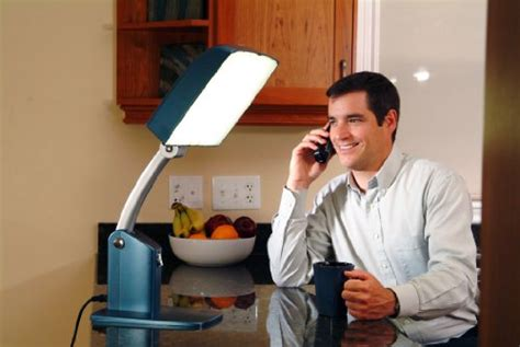 light therapy l carex health brands day light sky 10 000 bright light