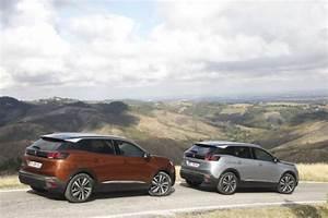Tarif Peugeot 3008 : tarifs peugeot 3008 2017 les prix grimpent de 300 400 l 39 argus ~ Gottalentnigeria.com Avis de Voitures