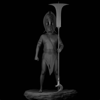 Apocalypto Modeling 3d Inspired