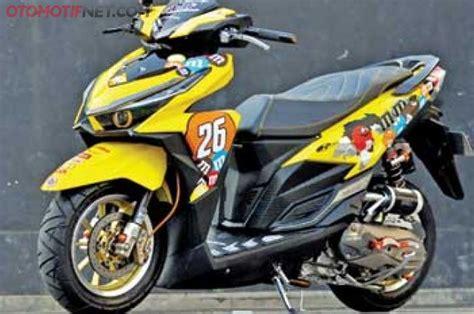 Foto Modifikasi Vario 150 by Modifikasi Honda Vario 150 Esp Keren Sambil Berobat Jalan