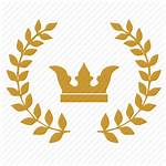 Ancient King Rome Prince Icon Crown Queen