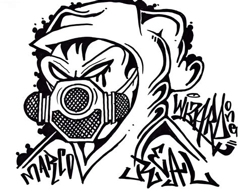 gas mask coloring pages  getcoloringscom