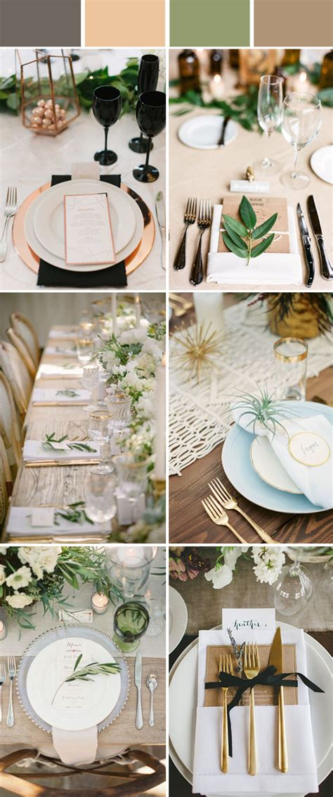 wedding table setting decoration ideas for reception elegantweddinginvites