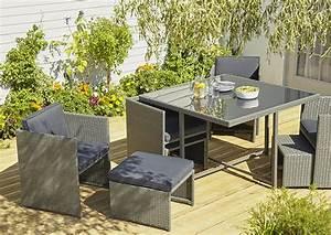 Salon De Jardin Castorama : salon de jardin pas cher castorama meilleures images d ~ Dailycaller-alerts.com Idées de Décoration
