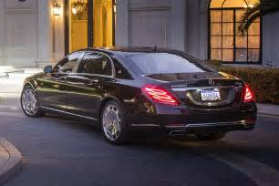 Mercedes 2016 S600 Maybach