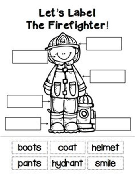 firefighter lesson plans for preschool 1000 images about classroom theme community helpers on 502