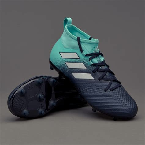adidas kids ace  fg junior boots firm ground  energy aqualegend inkmystery ink