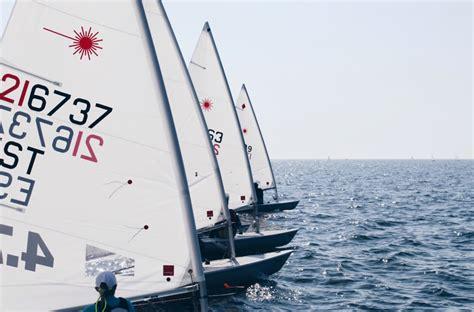 Atskats uz Salacgrīvas atklāto čepionātu 2020 Optimist un Laser klasēs - sailinglatvia.lv
