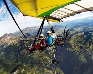 Delta Savoie : delta evasion vol en ulm au dessus du lac d 39 annecy et des alpes ~ Gottalentnigeria.com Avis de Voitures