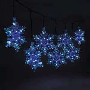 snowflake light set oriental trading