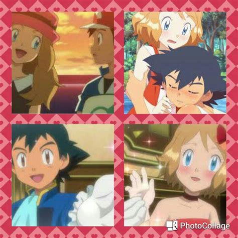 Why Is Ash And Serena Perfect Together Pokémon Amino