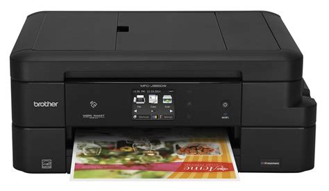 Simplify your workplace media center with this laser printer from brother. Brother MFC-J985DW Drivers Download | CPD
