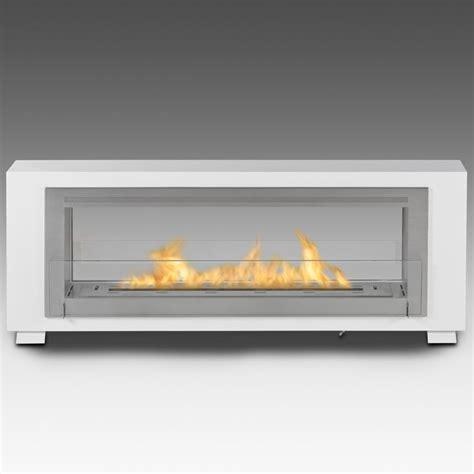eco feu santa cruz  sided biofuel fireplace fireplace