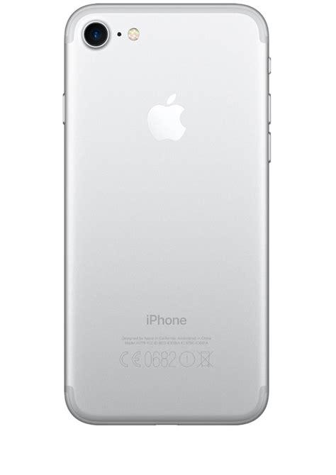 Acheter le nouvel iPhone 7 Argent 32Go – prix avec