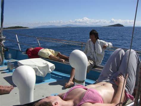 Auf Dem Boot by Australien Reisebericht Quot Whitsundays Segeln Quot