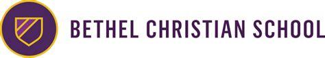 bethel christian school 907 | bcs logo@2x
