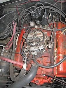 Carburetor Vacuum Lines