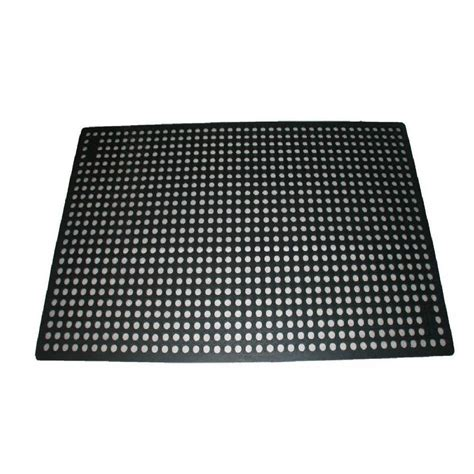 rhino anti fatigue mats k series comfort tract black 3 ft