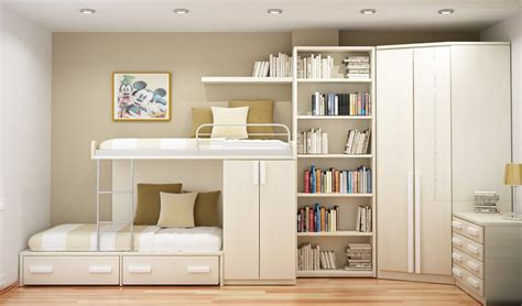 Space Saving Furniture Ideas For Kids Rooms-interior