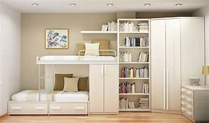 12, Space, Saving, Furniture, Ideas, For, Kids, Rooms