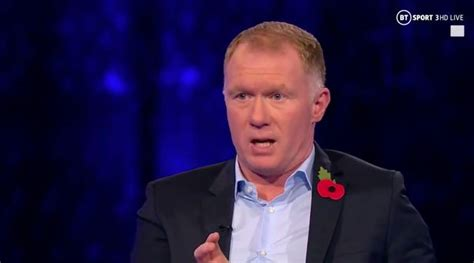 Paul Scholes hints Man Utd are a one-man team after West ...