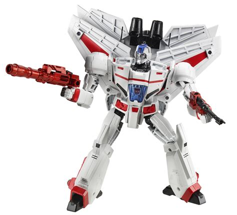 toy fair  generations leader class jetfire official