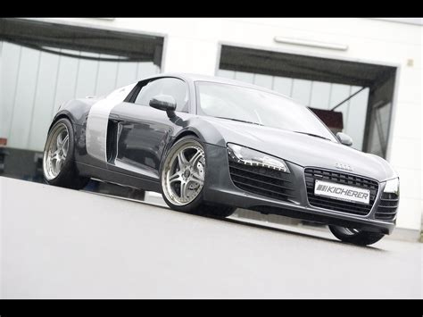 Kicherer Audi R8 Photos Photogallery With 5 Pics