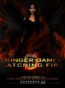 The Hunger Games: Catching Fire Poster - Katniss by ...
