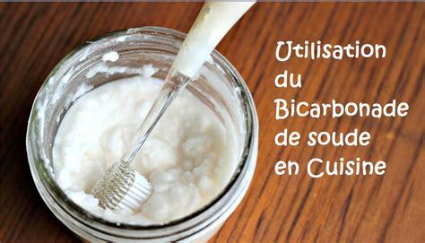 cuisine bicarbonate de soude utilisation du bicarbonate de soude en cuisine
