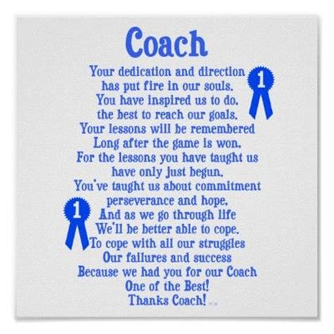 Thank You Quotes For Swim Coaches
