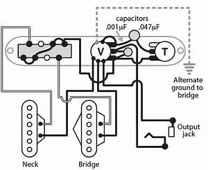 5 Way Crl Switch Wiring Diagram