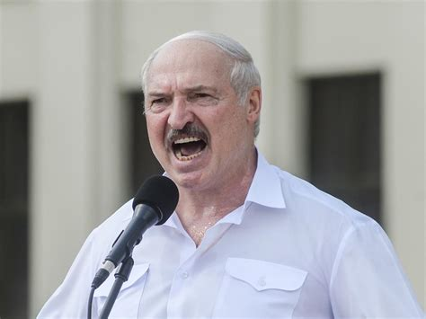 Alexander grigoryevich lukashenko or alyaksandr ryhoravich lukashenka (born 31 august 1954) is a belarusian politician who has served as the first and only president of belarus since the establishment. Belarus's Lukashenko: No new vote until you kill me - Metro Newspaper UK