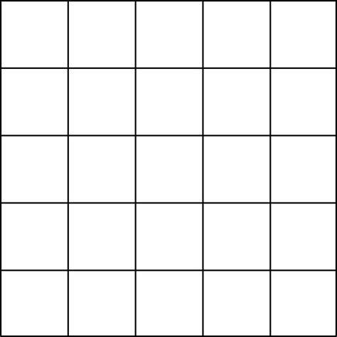 Paper Algebra Tiles Template by Blank Grid Paper 5 Squares Math Forum Alejandre Magic