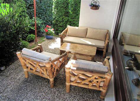 Tahas®  Bambusmöbel, Rattanmöbel, Gartenmöbel, Gastromöbel