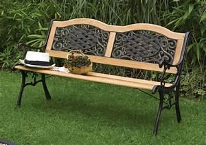 Gartenbank Metall Holz : gartenbank metall jeder garten braucht eine sch ne bank ~ Michelbontemps.com Haus und Dekorationen