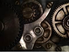 Gears And Clockwork Wallpaper