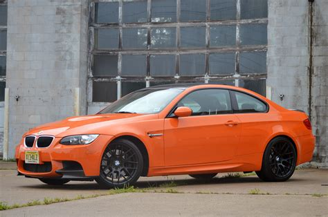 Park Bmw by 2013 Bmw M3 Coupe Lime Rock Park Edition Test Drive By
