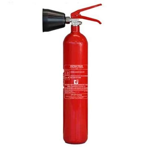 extincteur cuisine extincteur co2 2kg b nf protection incendie pour la maison
