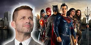 Is This Confirmation Of A Justice League Extended Cut?