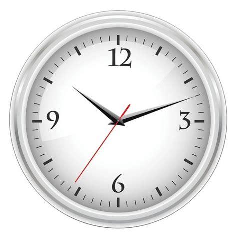 horloge de bureau pc horloge de bureau blanc télécharger des vecteurs
