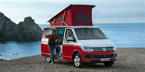 Why Can't You Buy The Volkswagen California In California
