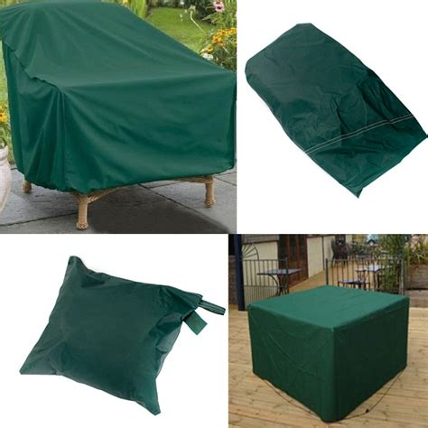 sports patio furniture covers 280x206x108cm waterproof outdoor furniture set cover table