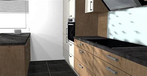 Mit Arbeitsinsel by Nobilia Musterk 252 Che L K 252 Che Mit Arbeitsinsel Bosch