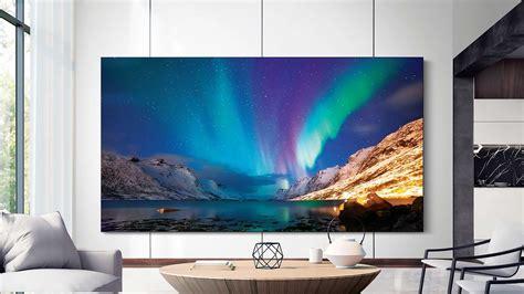 tvs samsungs  microled qled   lifestyle tv