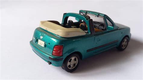 Miniature Datsun by Micra Miniatures Z One Zone Datsun Fr