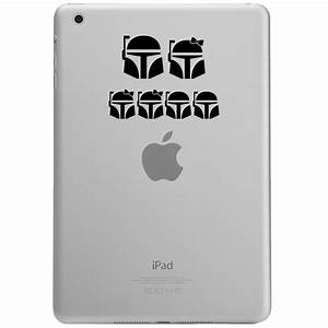 boba fett mandalorian family ipad tablet vinyl sticker decal With kitchen colors with white cabinets with boba fett sticker