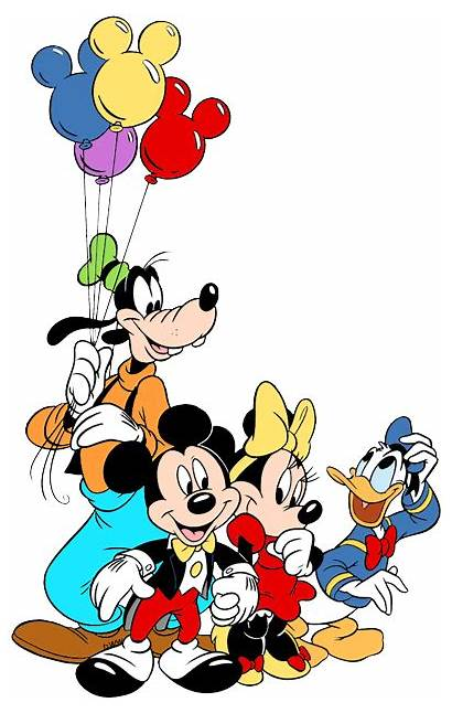 Mickey Mouse Friends Clipart Clip Disney Minnie