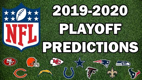 nfl playoff predictions youtube